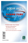 International Residential Code for One and Two Family Dwellings Turbo Tabs 2009