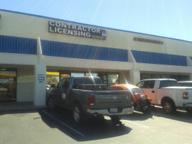 Arizona Contractor License Center - North Phoenix