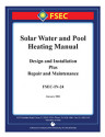 Solar Water and Pool Heating Design and Installation Manual