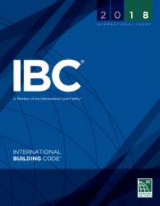 International Building Code 2018