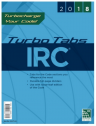 International Residential Code for One and Two Family Dwellings 2018 Turbo Tabs