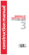SDI (Manual of Construction with Steel Deck) Edition 3