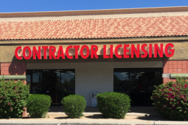 Arizona Contractor License Center - Peoria
